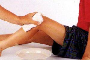 Лечение артрита коленного сустава традиционными методами