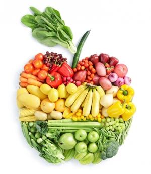 овощи и фрукты полезны для жирной кожи