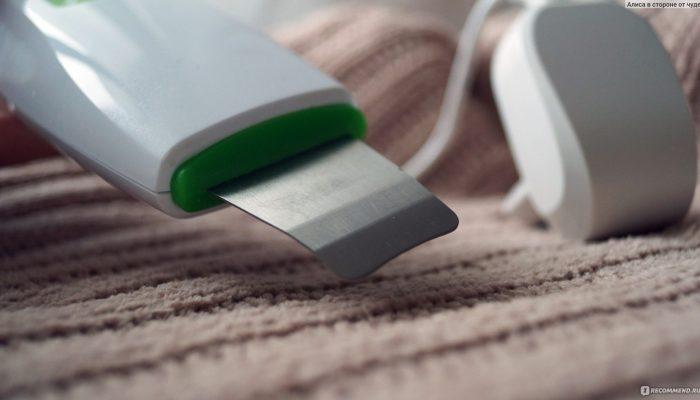 Как выбрать аппарат для ультразвуковой чистки лица в домашних условиях? Советы специалистов