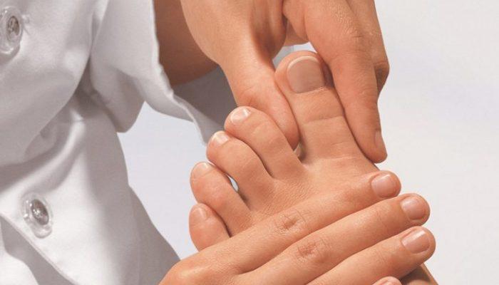 Лечение грибка ногтей Димексидом