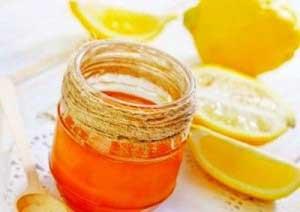 Лимонно-медовая маска