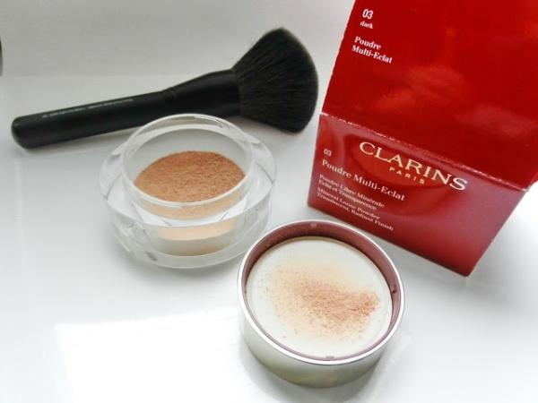 Минеральная пудра Clarins Multi Eclat