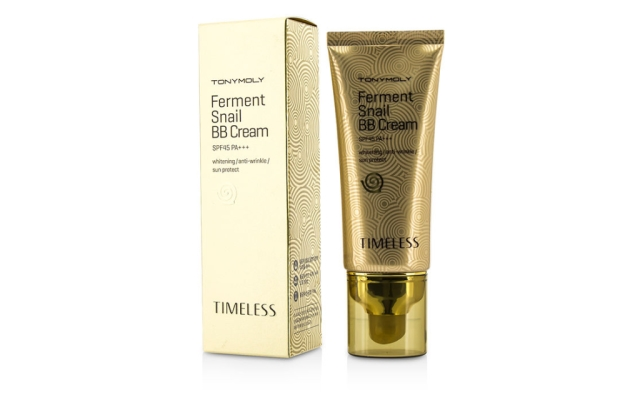 Timeless Ferment Snail BB Cream от TONY MOLY