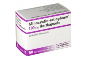 антибиотик моноциклин от прыщей