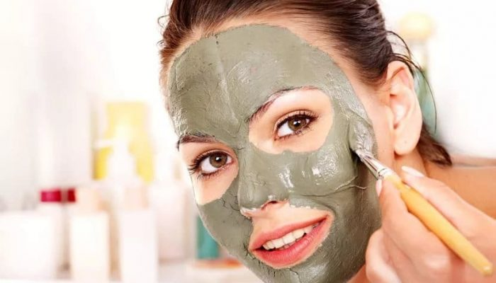 Глина от морщин на лице: омолаживающая маска