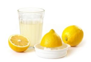 Рецепты из лимона