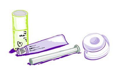 Спермицидные контрацептивы нового поколения
