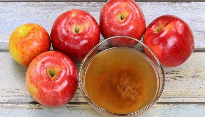 Яблочный уксус от целлюлита и растяжек: обертывания и растирание