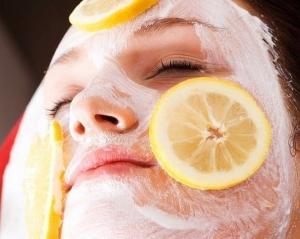 Лимонная маска для борьбы с постакне