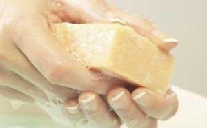 Польза хоз-мыла
