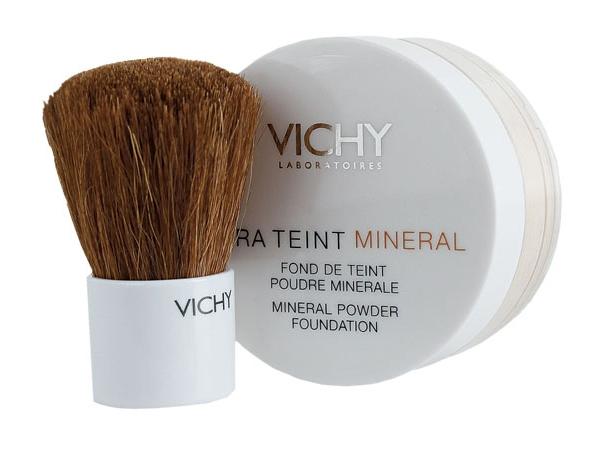 Тональная пудра Виши Aera Teint Mineral Puder Make-up