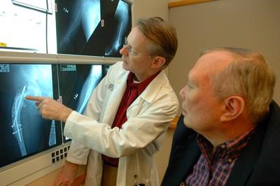 Болезнь Брайцева-Лихтенштейна - фиброзная остеодисплазия