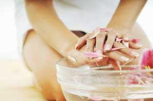 Рецепты ванночек для ускорения роста ногтей