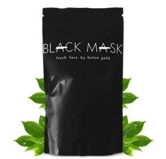как пользоваться маской Black mask