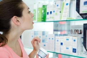 Французская лечебная косметика для проблемной кожи