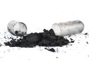Маска для лица с активированным углём против воспалений
