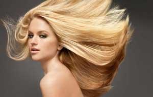 Осветление волос на пару тонов
