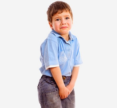 Острая задержка мочи у ребенка
