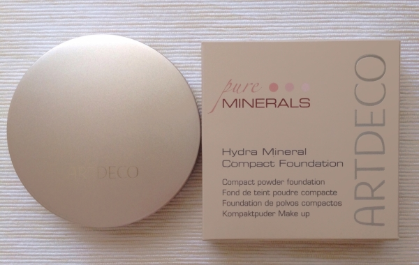 минеральная пудра-основа Артдеко для проблемной кожи