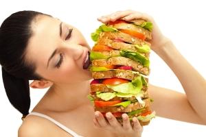 неправильное питание как причина появления прыщей