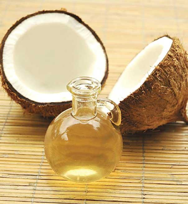 Польза масла кокоса