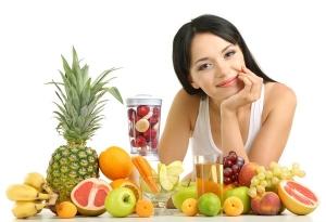 Особенности диеты при акне