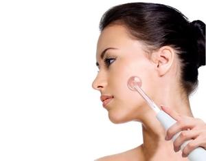 Дарсонваль для жирной кожи лица