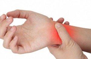 артрит запястья