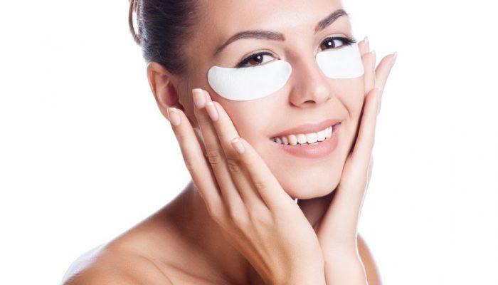 Как омолодить кожу вокруг глаз?