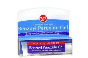 Бензоила пероксид