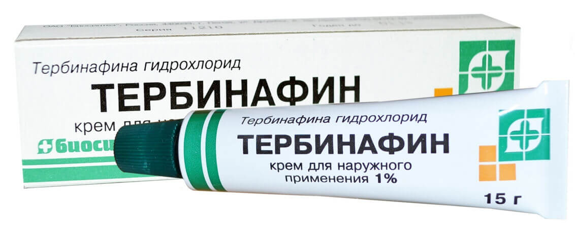 тербинафин противопоказания