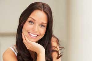 Очищение кожи перекисью водорода