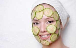 Польза огурца для кожи
