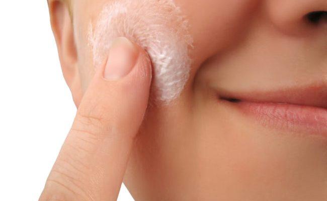 Скраб из соли и соды для лица