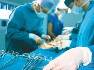 Хирургическое лечение ревматоидного серонегативного артрита