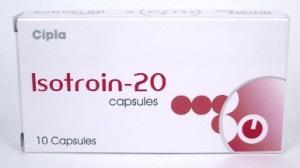 изотроин – еще одно российское средство